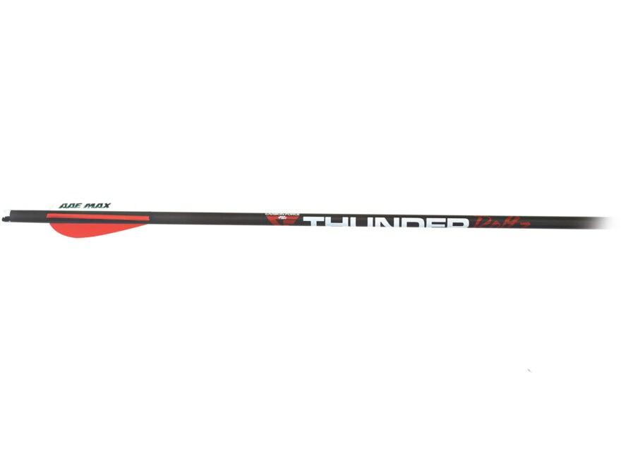 PSE Thunder Boltz Carbon Crossbow Bolt Pack of 6
