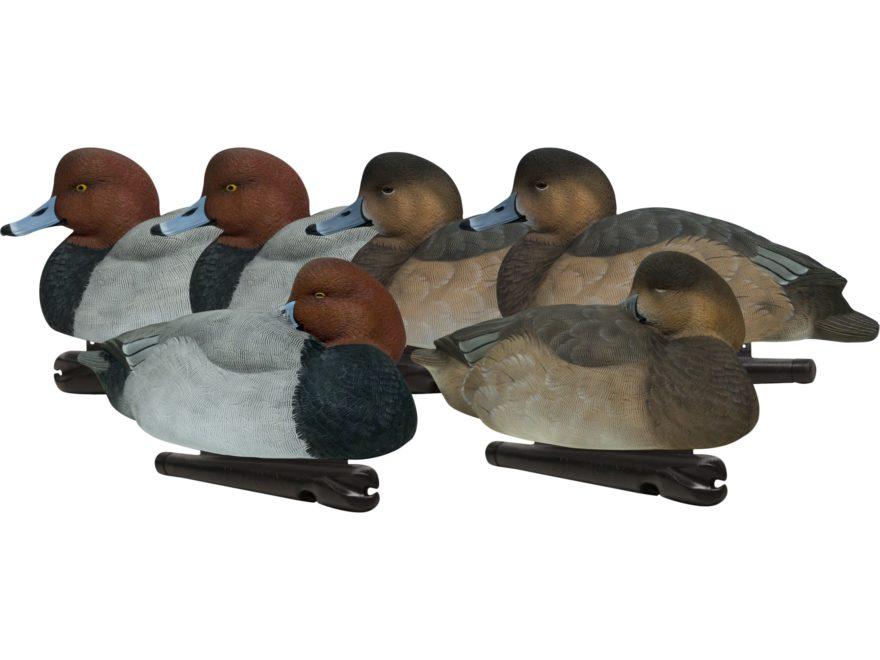 Avian-X Foam Filled Redhead Duck Decoy Pack of 6