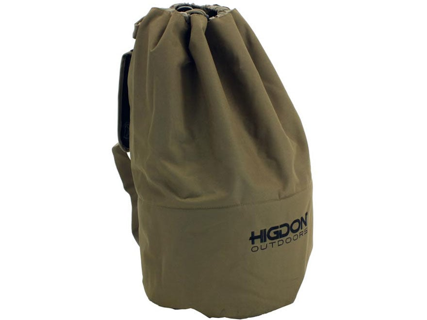 Higdon Splashing Flasher, Floating Flasher Motion Decoy Bag Polyester Brown