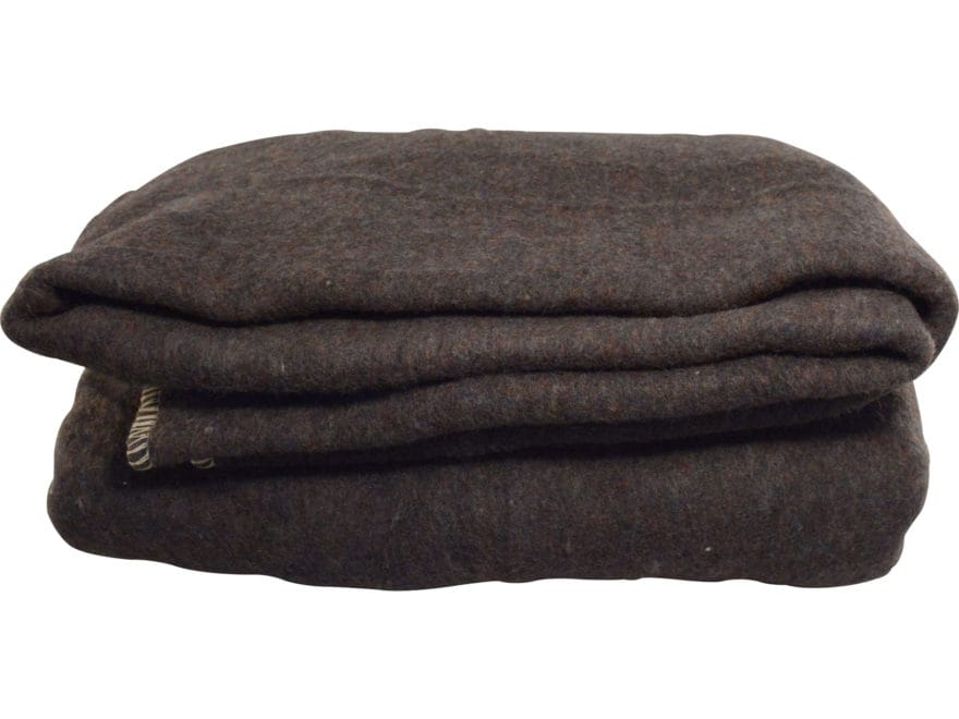 Military Surplus Israeli Wool Blanket