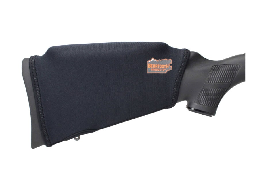 Beartooth Products Comb Raising Kit 2.0 No Loops Model Buttstock Cover Neoprene