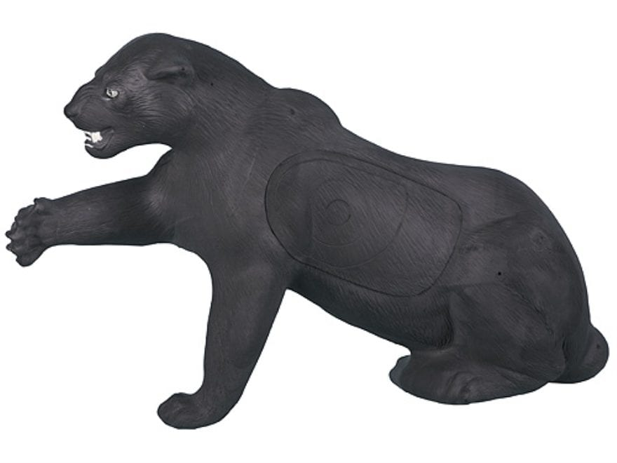 Rinehart Black Panther 3D Foam Archery Target