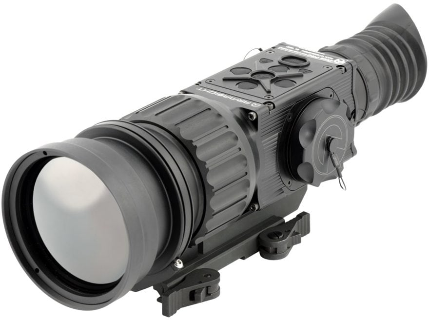 Armasight Zeus-Pro 336 8-32X 100mmThermal Imaging Rifle Scope 30Hz 336x256 Quick-Detach...
