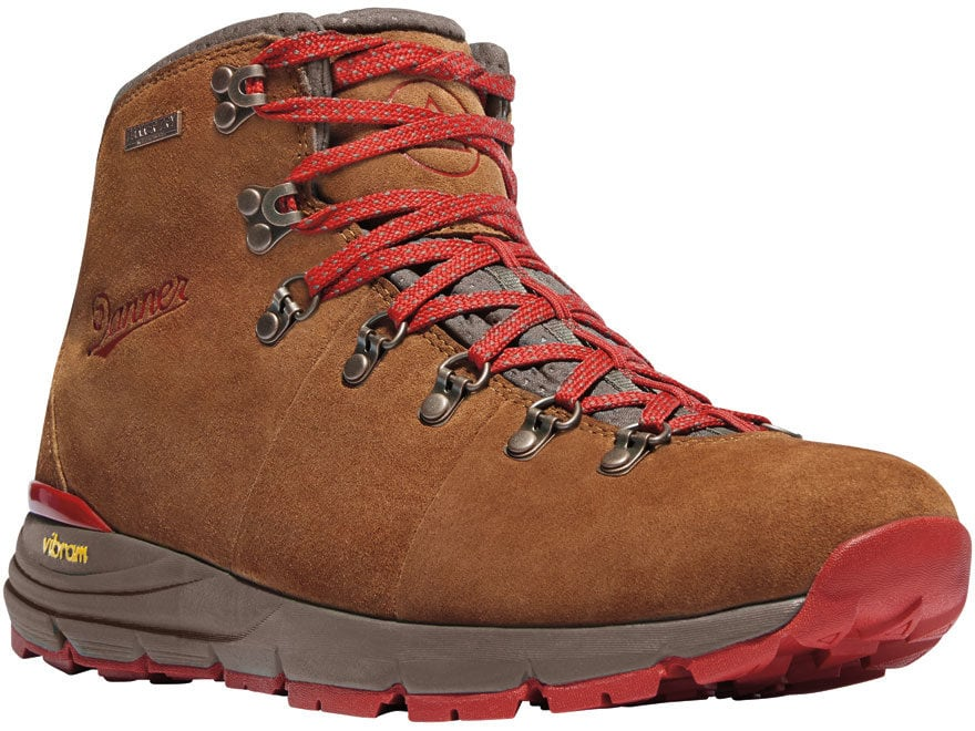 "Danner Mountain 600 4.5"" Hiking Boots Suede Men's"