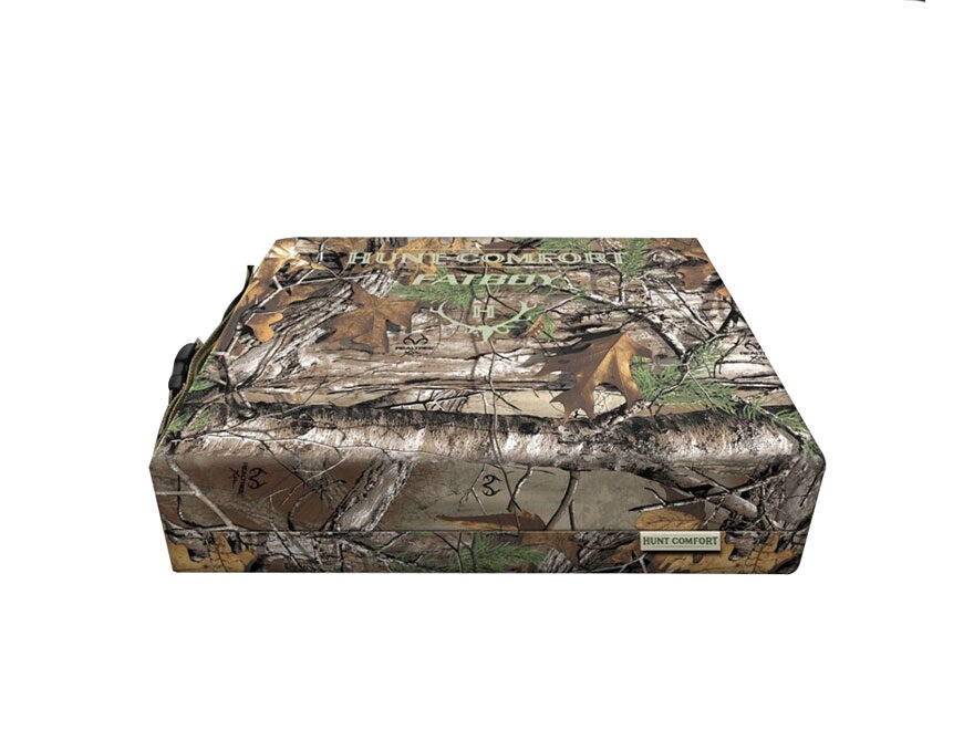 Hunt Comfort GelCore Series FatBoy Hunting Seat Realtree Xtra Camo