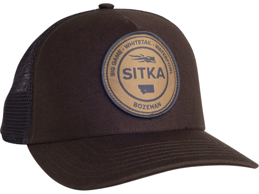 Sitka Gear Sitka Seal Five Panel Patch Trucker Hat Polyester