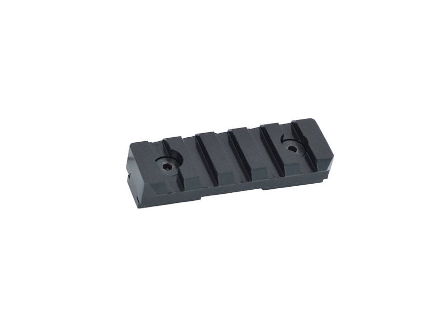 Versa-Pod UIT Adapter Anschutz Rail to MIL-STD-1913 Picatinny Rail Aluminum Black