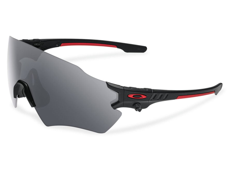 ad17d6a7add Oakley SI Tombstone Shooting Glasses Matte Black Reap Frame Black Iridium  Lens. Alternate Image