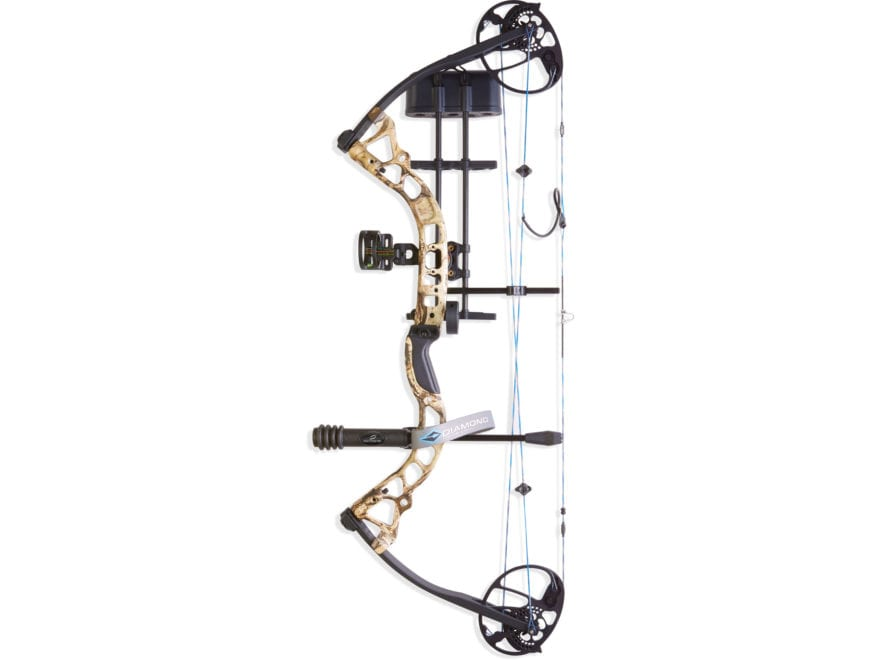 Diamond Infinite Edge Pro Compound Bow Package Left Hand Mpn B12490