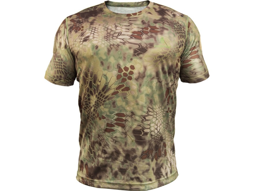 Kryptek Men's Stalker T-Shirt Short Sleeve Cotton