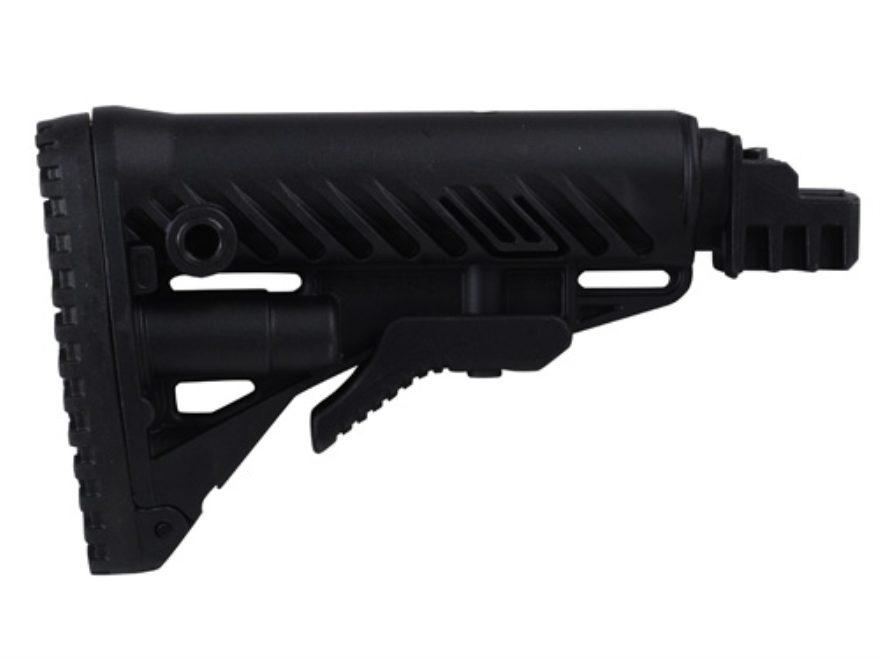 FAB Defense GLR16 Collapsible Buttstock Assembly AK-47, AK-74 Polymer