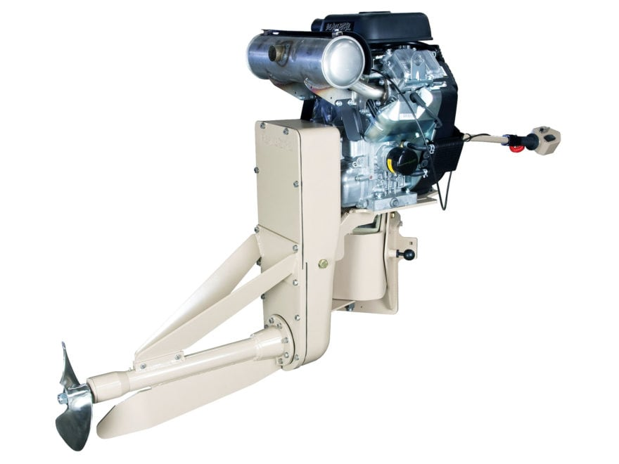 Beavertail 35 HP Vanguard Marine Surface Drive Gas Powered Motor Tall