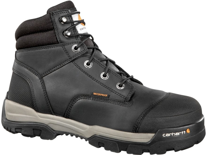 "Carhartt Energy 6"" Waterproof Composite Safety Toe Work Boots Leather Men's"