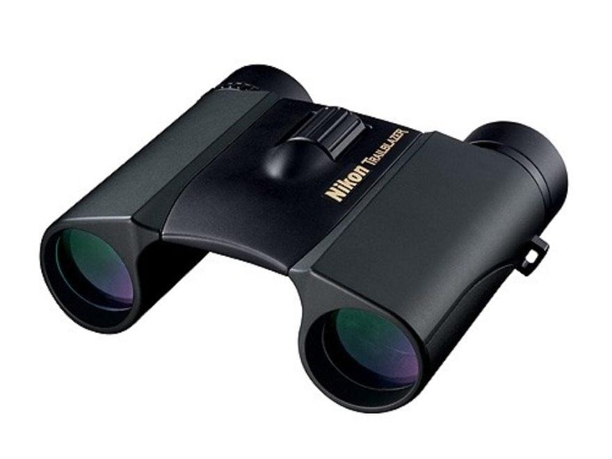 Nikon Trailblazer Waterproof ATB Binocular 10x 25mm Roof Prism Black