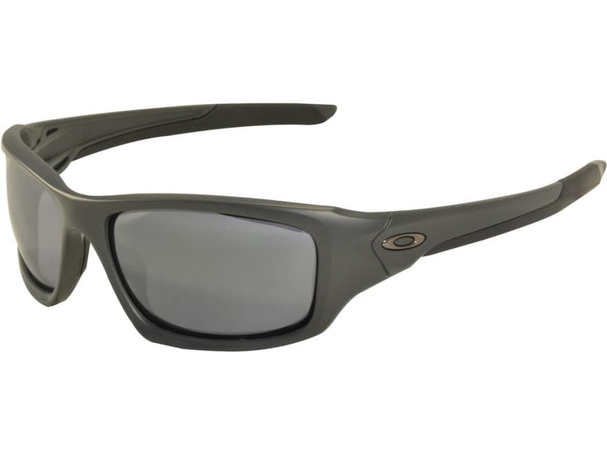 8949edf899 Oakley Valve Sunglasses Matte Carbon Frame Black Iridium Lens. Alternate  Image