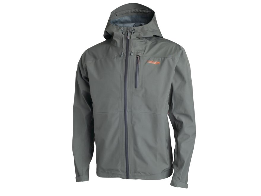 Sitka Gear Men's Gravelly Waterproof Shell Jacket Polyester