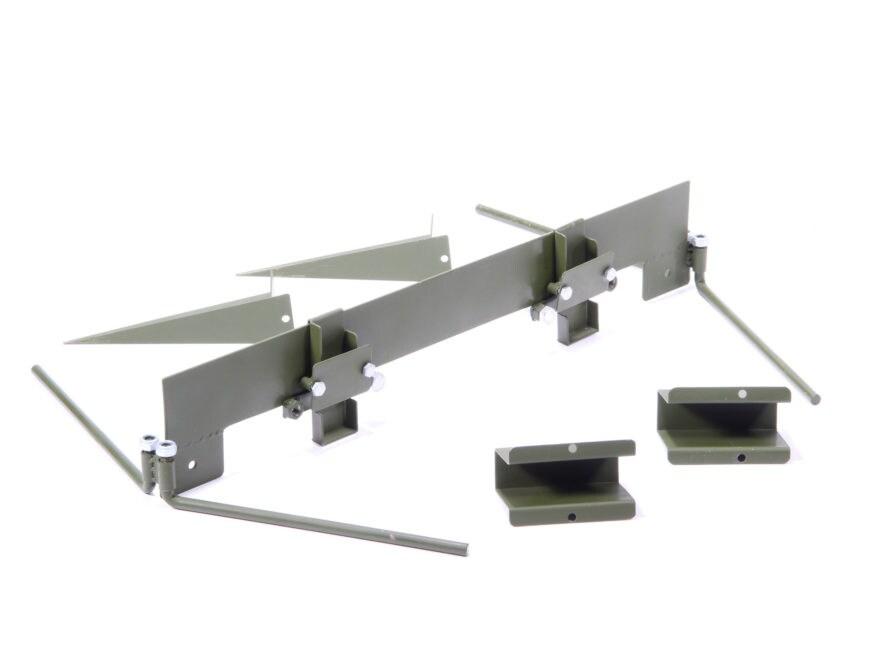 HySkore Target Hound Max Adjustable Target Stand Powder Coated Steel