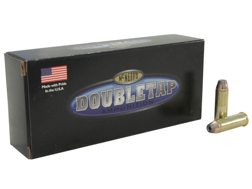 DoubleTap Ammunition 41 Remington Magnum 300 Grain Equalizer Jacketed Hollow Point Box ...