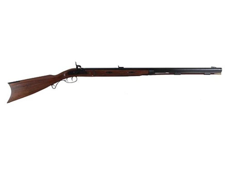 "Lyman Great Plains Muzzleloading Rifle 54 Caliber Percussion Wood Stock 1 in 60"" Twist ..."