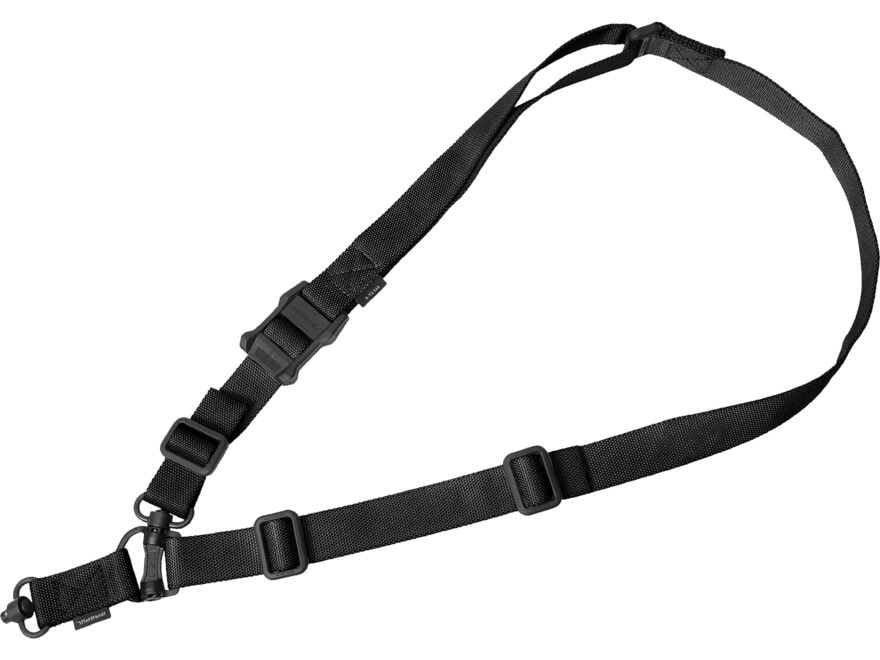 Magpul MS4 Gen 2 Multi-Mission Single Point   2 Point Sling with Dual QD b34178298