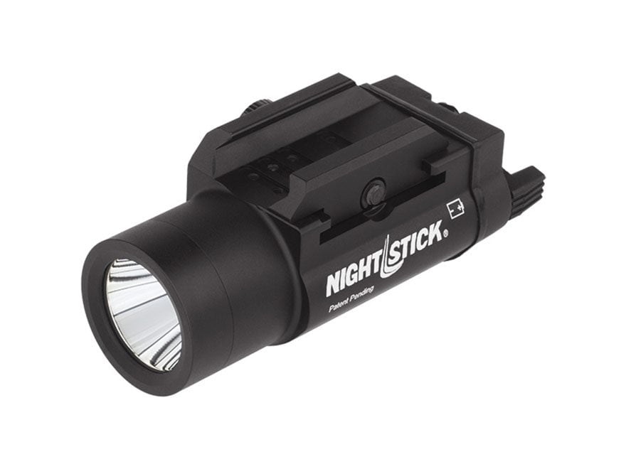 Nightstick TWM-350 Weapon Light LED with 2 CR123A Batteries fits Picatinny or Glock-Sty...