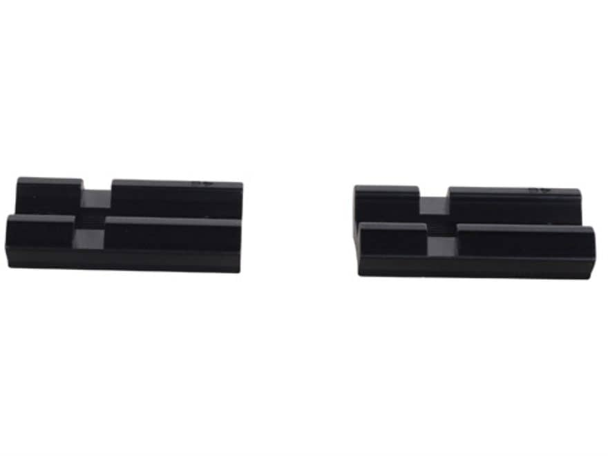 Redfield 2-Piece Top Mount Weaver-Style Scope Base Savage 10 Through 16, 110 Through 11...