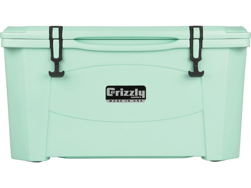 Grizzly 60 Qt Cooler with Molded Handles Polyethylene