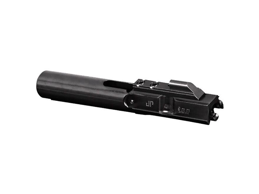 JP Enterprises Enhanced Bolt Carrier Group 9mm AR-15 Stainless Steel Matte