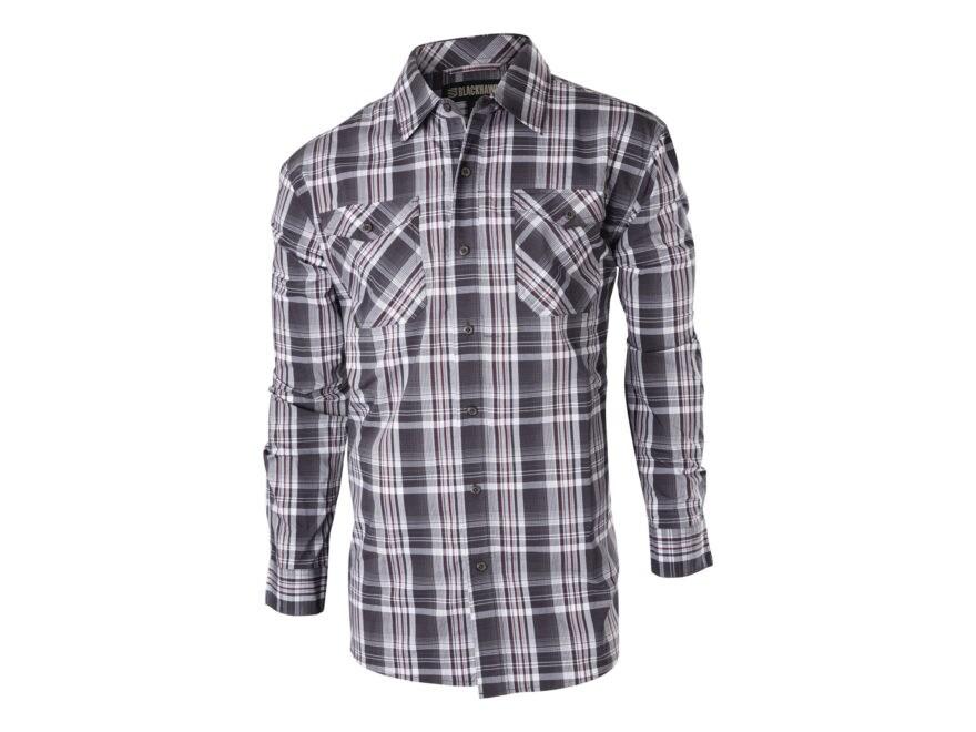 BLACKHAWK! Men's Precision Button-Up Shirt Long Sleeve Poly/Cotton