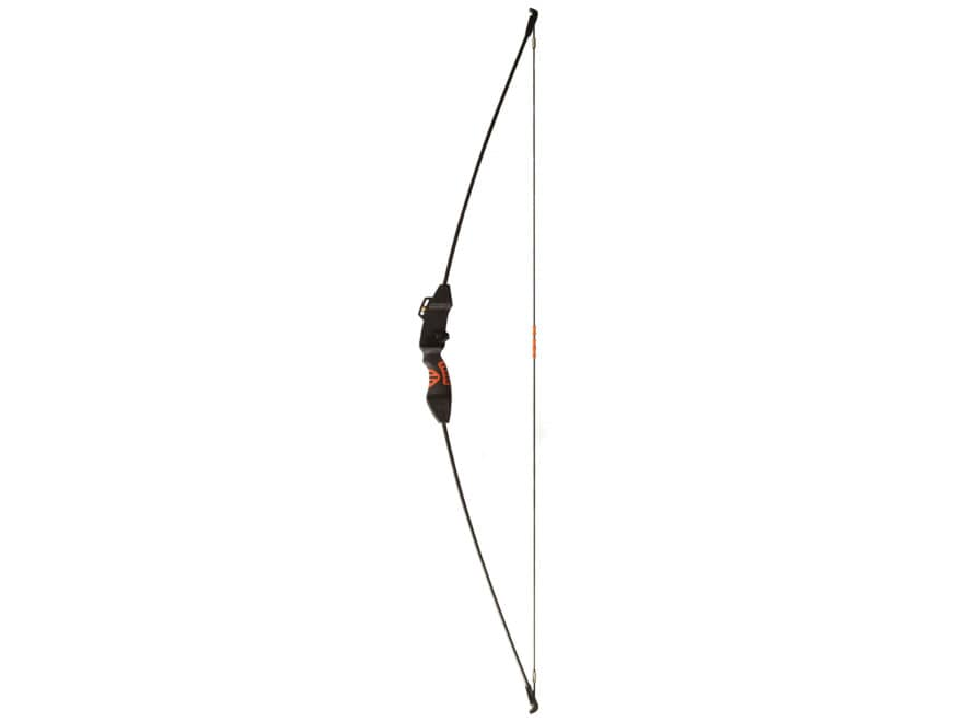 PSE Explorer Youth Recurve Bow Package Right Hand 10-20 lb Black