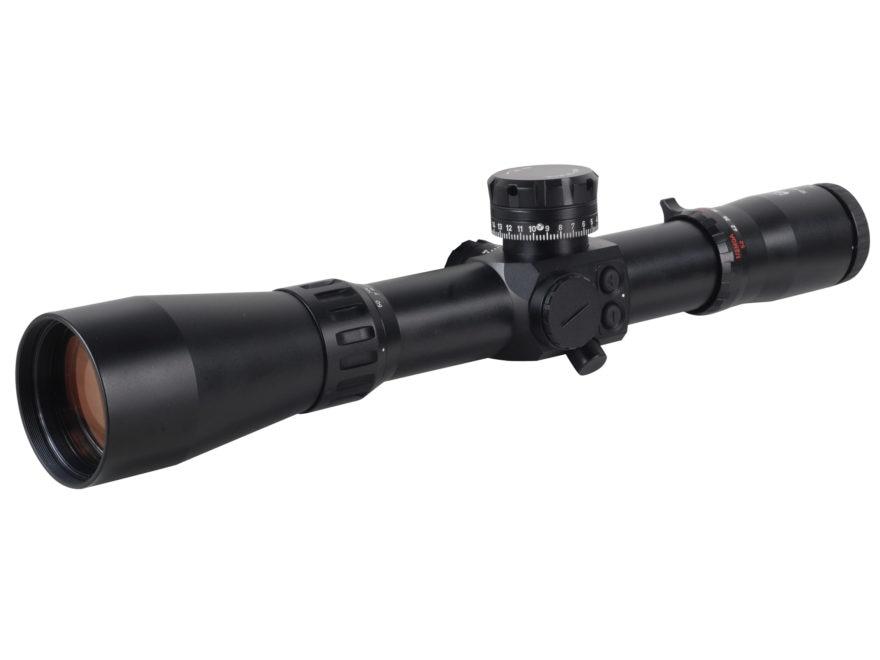 Valdada IOR Terminator Multi-BDC Rifle Scope 40mm Tube 12-52x 56mm Middle Focus Illumin...