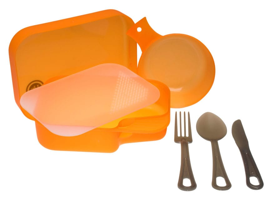 UST Packware Mess Kit Orange