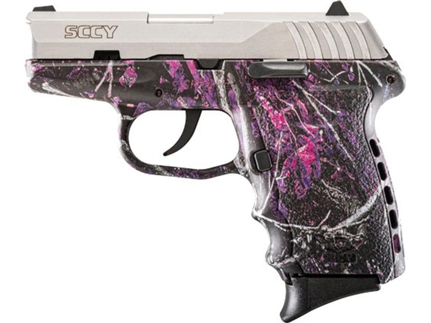 """SCCY CPX2 Pistol 9mm Luger 3.1"""" Barrel 10-Round"""