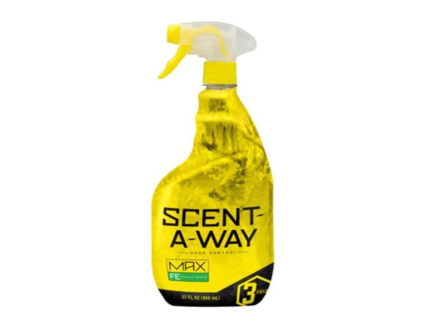 Hunter's Specialties Scent-A-Way MAX Elimination Field Spray