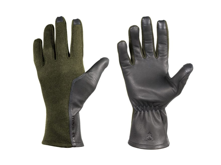 Magpul Core Flight Gloves Leather and Nomex