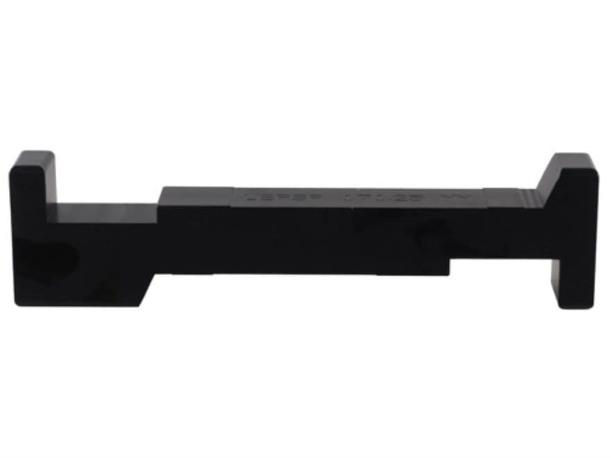 EGW USPSA Magazine Length Gauge Aluminum Black