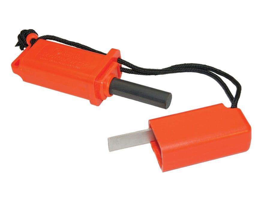 UST StrikeForce Fire Starter with Tinder Orange