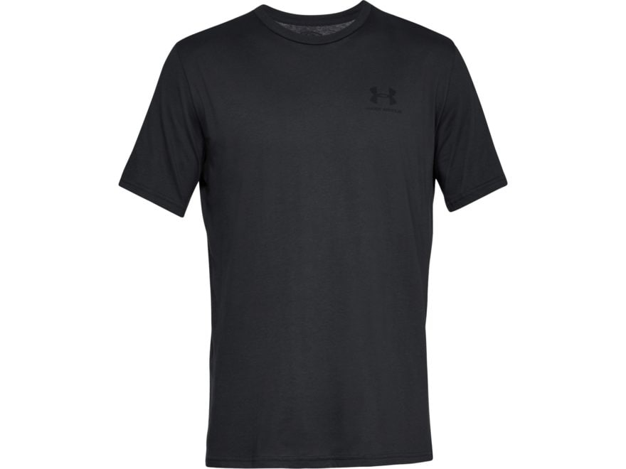 Under Armour Men's UA Sportstyle Left Chest Short Sleeve T-Shirt Charged Cotton