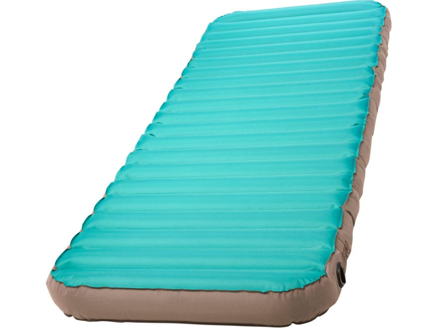 Kelty Tru.Comfort Sleeping Pad Polyester Blue/Gray