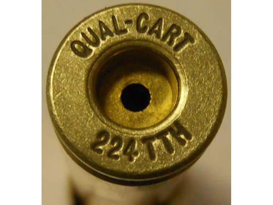 Quality Cartridge Reloading Brass 224 Texas Trophy Hunter Box of 20