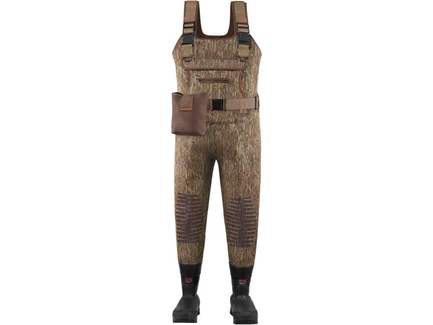 LaCrosse Swamp Tuff 5mm 1200 Gram Insulated Neoprene Chest Waders Men's