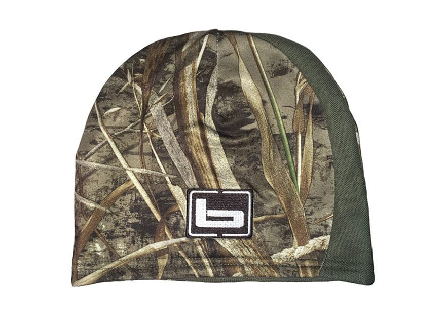 Banded Hailstone Beanie Polyester