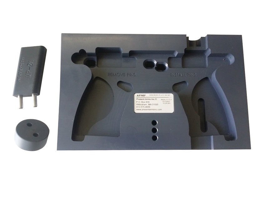 Present Arms Armorer's Plate Kit