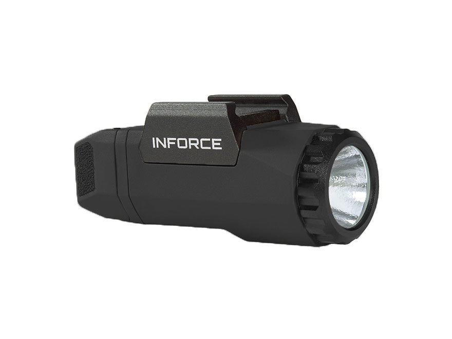 Inforce Gen3 APL Tactical Weapon Light LED with 1 CR123A Battery Fiber Composite