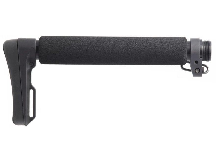 DoubleStar ACE Ultralite Stock AR-15, LR-308 Aluminum Black