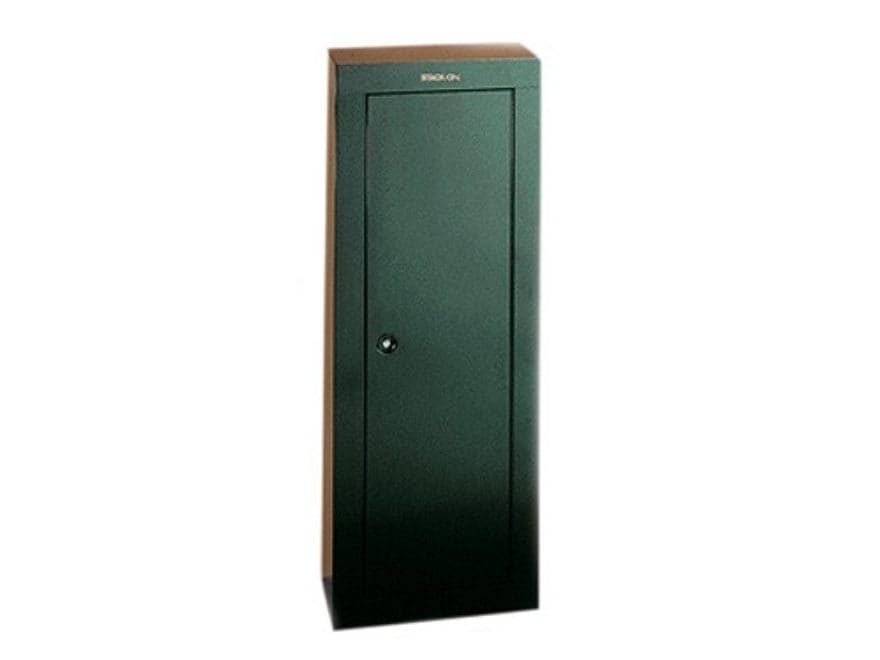 Stack On Security 8 Gun Cabinet With Keyed Lock Green Alternate Image