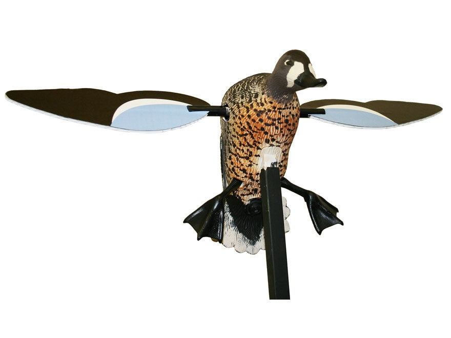 MOJO Blue Wing Teal Motion Duck Decoy
