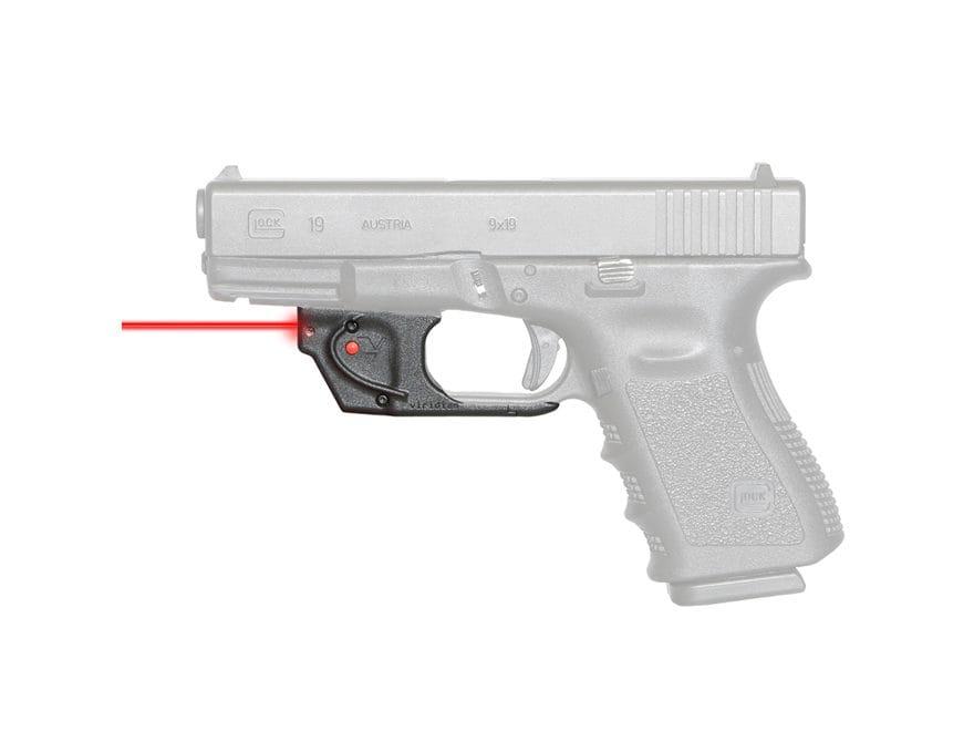 Viridian Essential Laser Sight Polymer Black