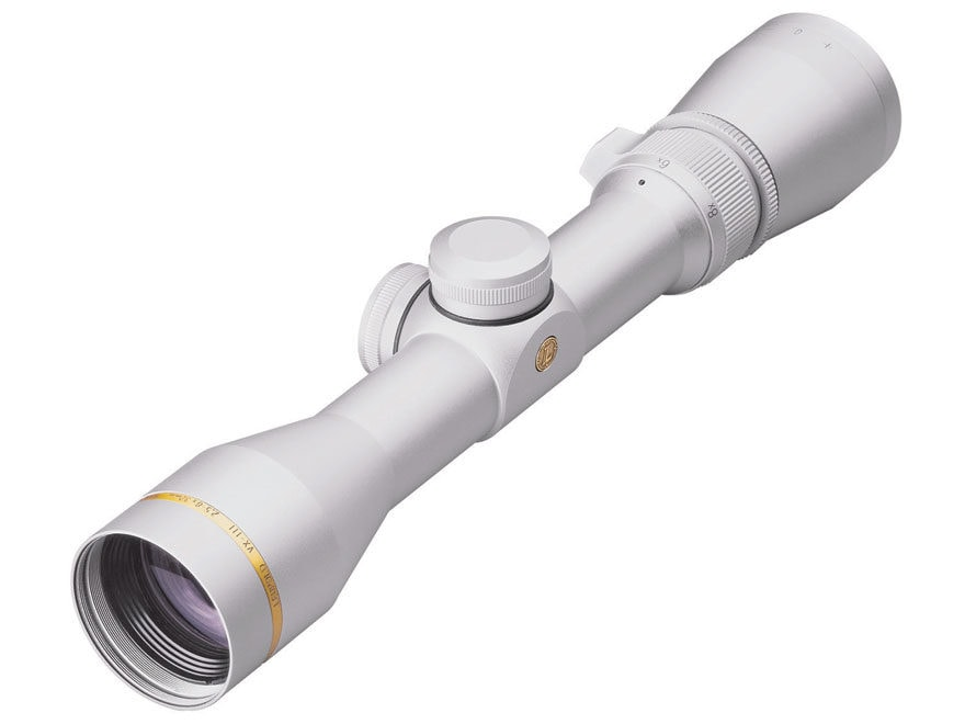 Leupold VX-3 Pistol Scope 2.5-8x 32mm Duplex Reticle