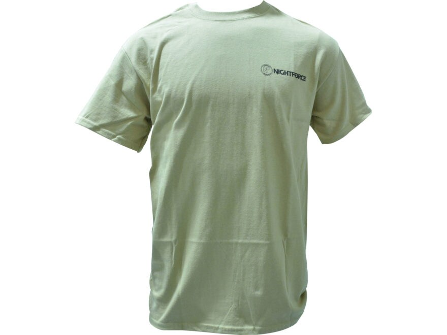 Nightforce Men's AR Themed T-Shirt Short Sleeve Cotton